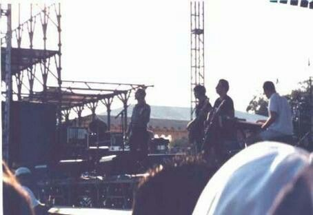 Mercury Rev 13-7-1999 Rockwave Αγ.Κοσμάs