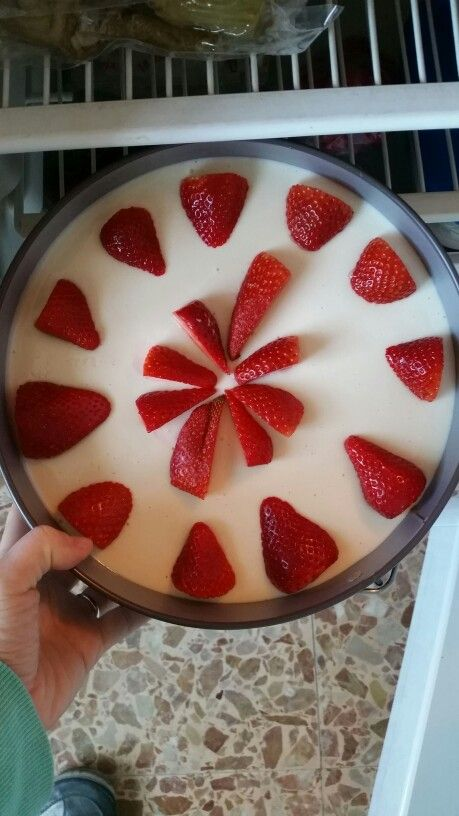Cheesecake con philadelphia light e yogurt magro