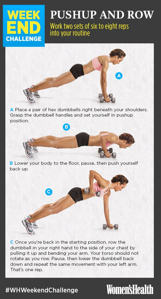 The Upper-Body Sculptor You Need to Try  ~ commit this one to memory- it's a keeper.
