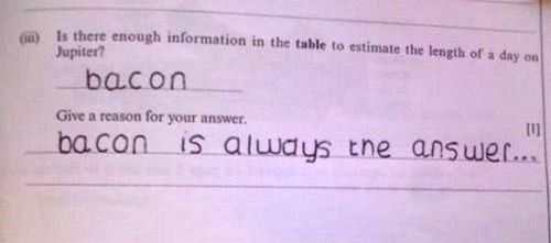 This kid deserves a gold star!....and a medal!