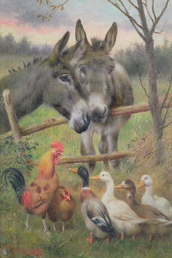 68 best Country & Farm Art images on Pinterest | Res life ...