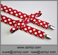 Boy Bow Tie et bretelles rouge et blanc Polka Dot enfants Set Valentine jours noeud papillon et bretelles - Code Produit : 60188721815 - m.french.alibaba.com