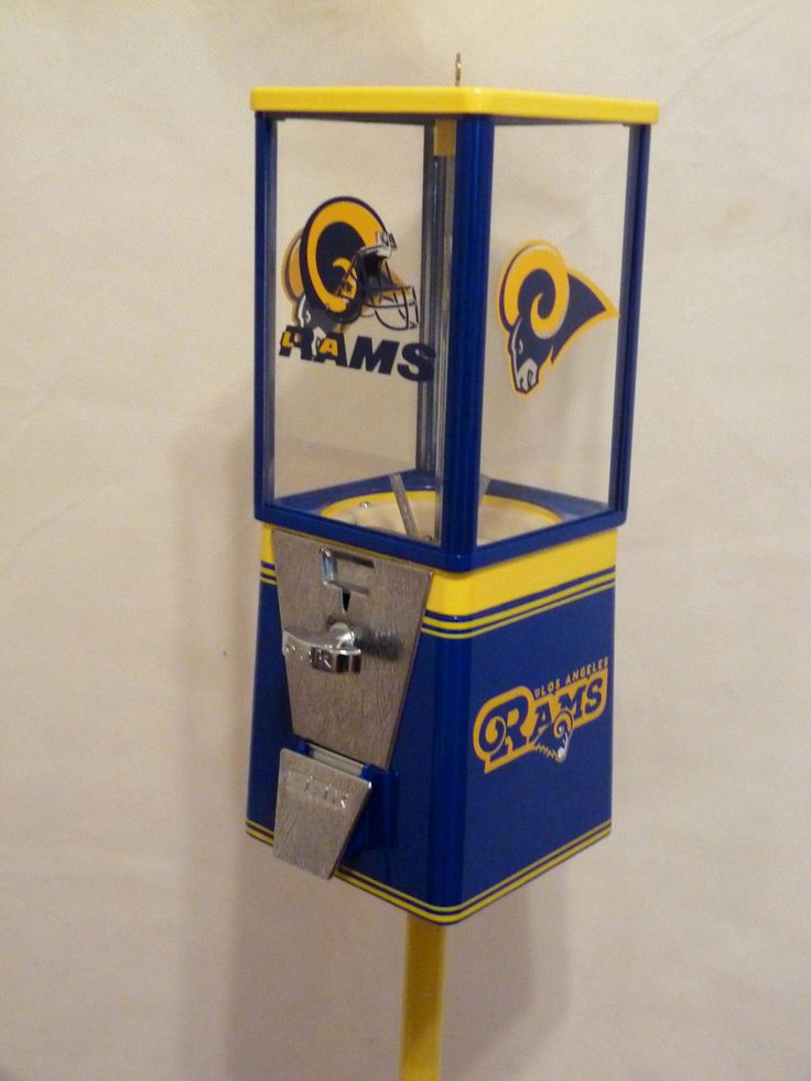 komet vending machine