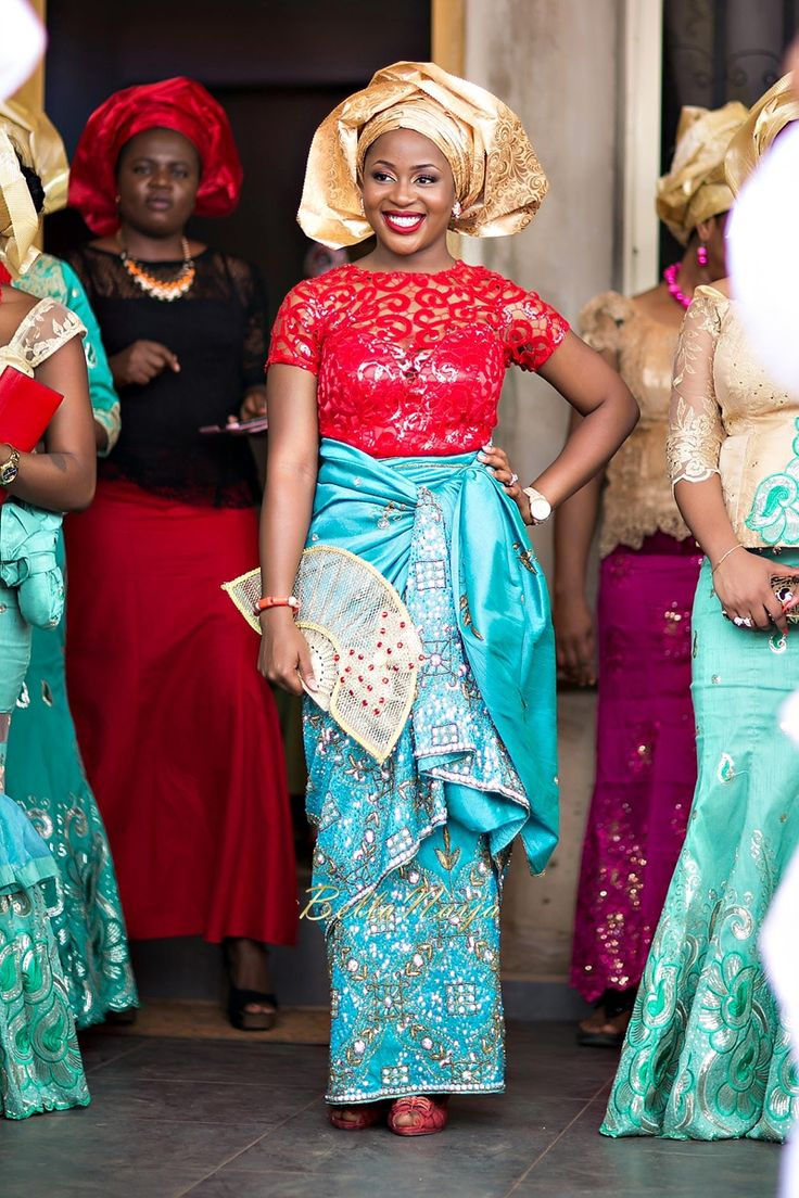 209 best Nigeria images on Pinterest | Traditional weddings, African ...