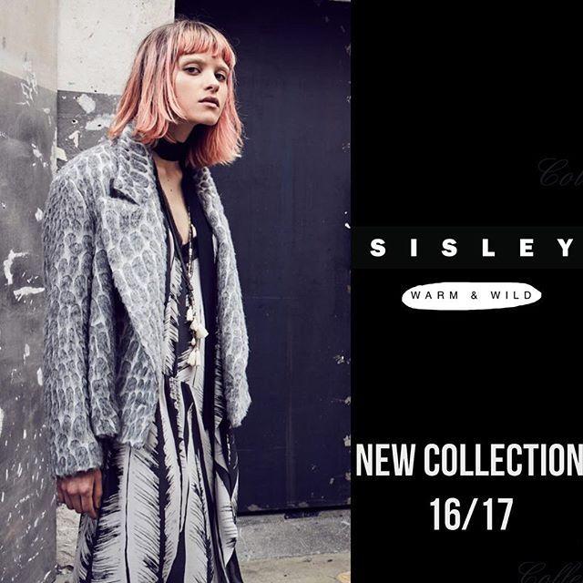 Женственно и самобытно - вот она новая коллекция #Sisley осень-зима 2016/17 ❗️Пальто-жакет с декорациями из меха с шерстью, Шифоновое платье с принтом из перьев - всё #Sisley #fashion в наличии в нашем магазине Sisley #Samara @mallparkhouse 2 этаж.