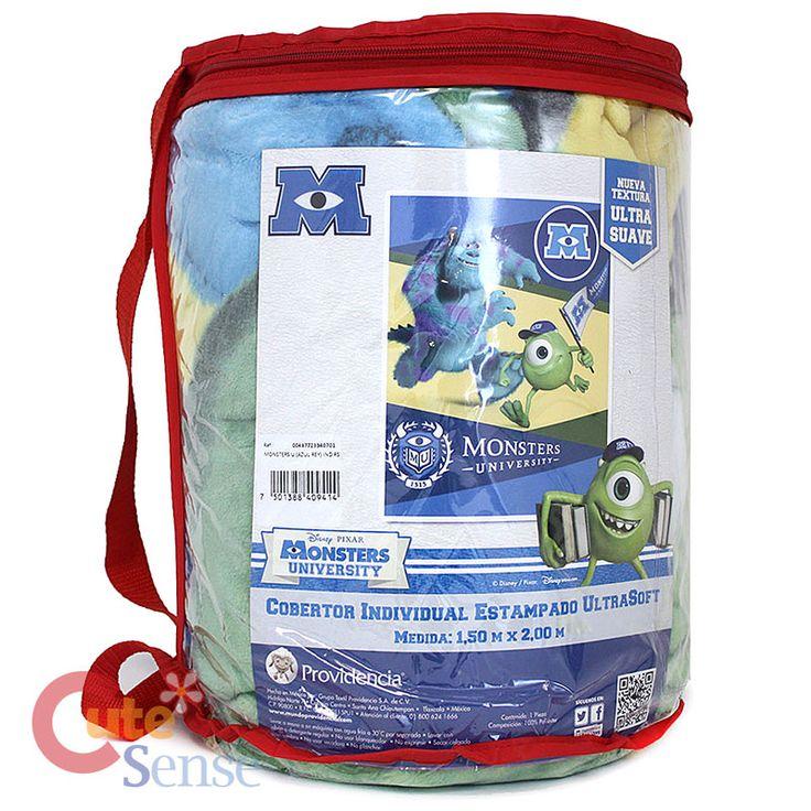 Disney Pixar Monsters University 3 Piece Room In A Box: 15 Best Monsters University Bedding/comforter Images On