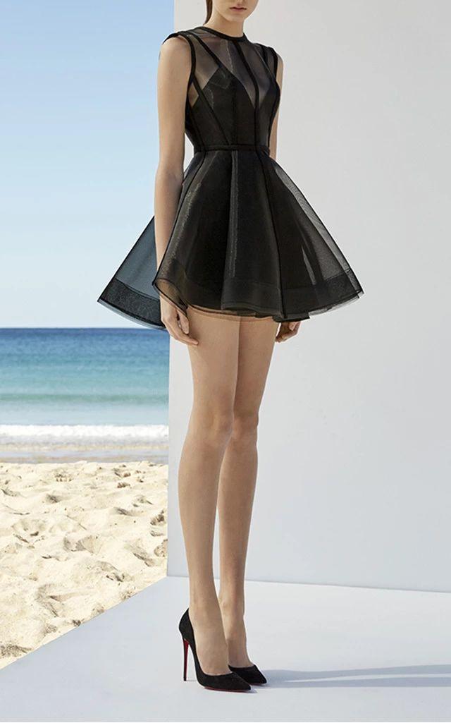 Brooklyn Mini Dress by ALEX PERRY for Preorder on Moda Operandi