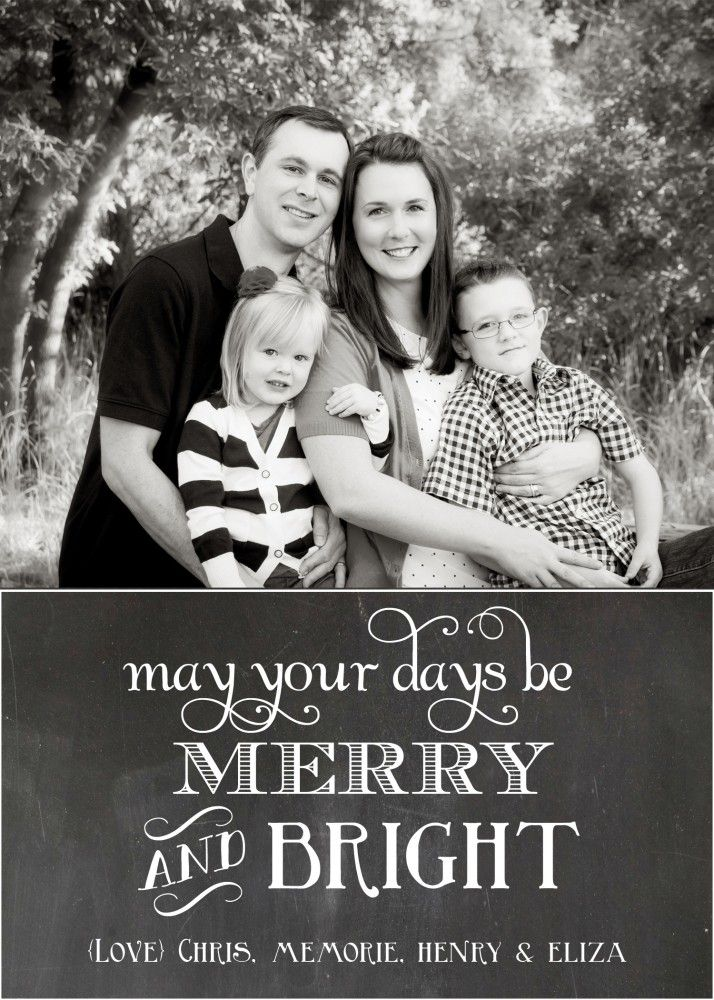 christmas card template | simplykierste.com and how to edit it.