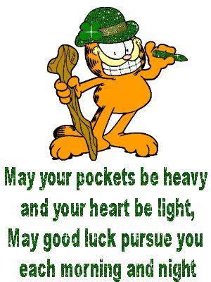 tgif quotes jokes | Nick's Bytes: Too Bad It's Monday Jokes & Humor: St. Patrick's Day ...
