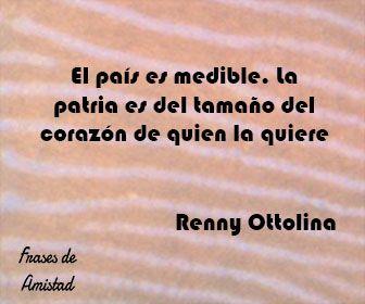 Frases de corazon de Renny Ottolina