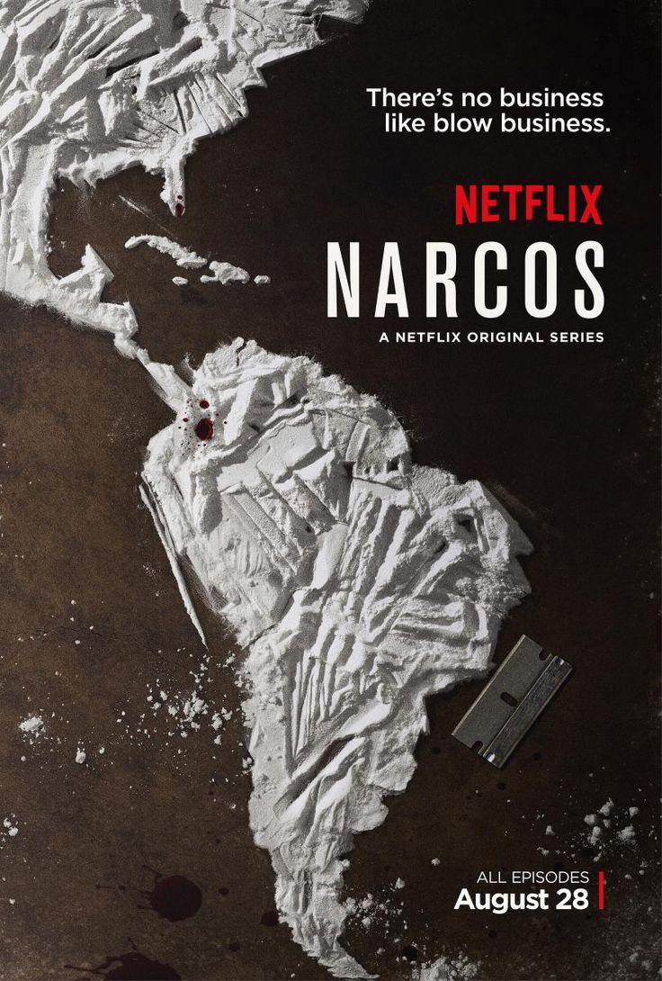 """""""Narcos"""" (2015 - )"""