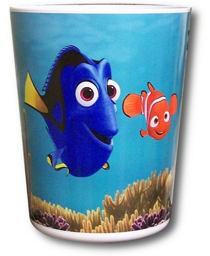 Disney Finding Nemo Plastic Waste Basket