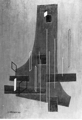 VERONESI Luigi, Luigi Veronesi. Milano, Galleria Milano, 1967.