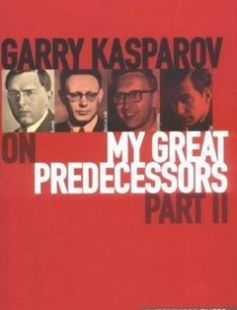 Garry Kasparov on My Great PredecessorsPart 2 free download by Garry Kasparov ISBN: 9781857443424 with BooksBob. Fast and free eBooks download.  The post Garry Kasparov on My Great PredecessorsPart 2 Free Download appeared first on Booksbob.com.