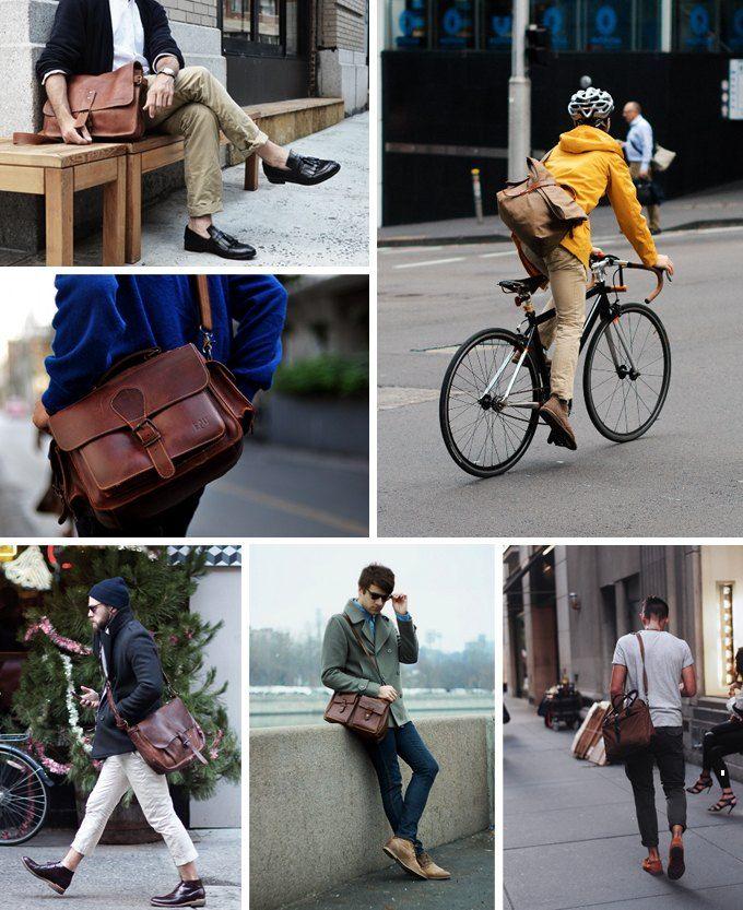 Срочная доставка: Все, что нужно знать о сумках-мессенджерах.