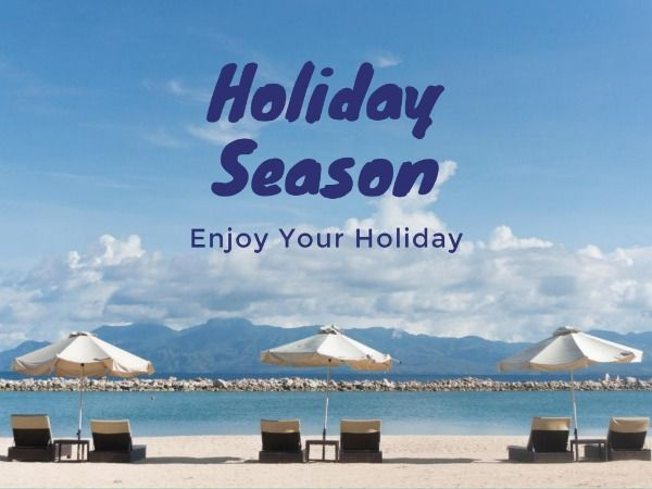 Online Holiday Season Card Template | Fotor Design Maker
