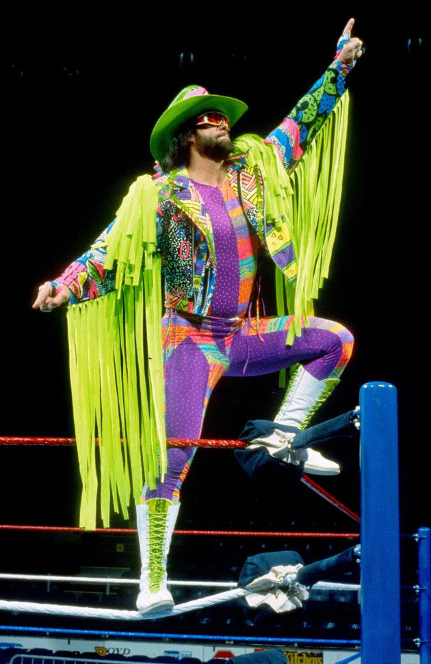 Randy Savage Attire