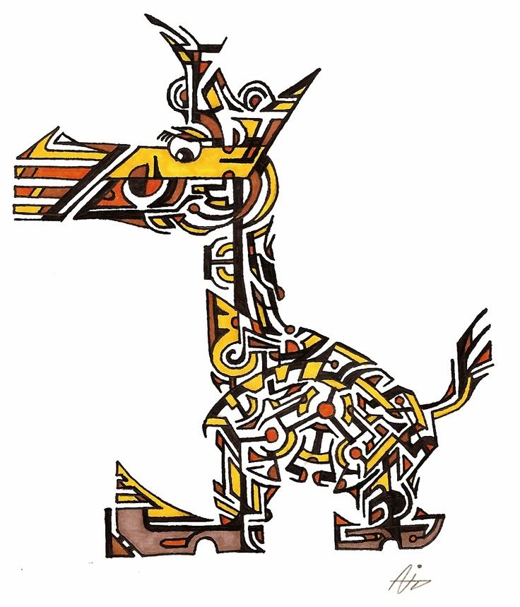 Fragment Giraffe