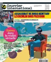 Courrier international n°1270, du 5 au 11 mars 2015