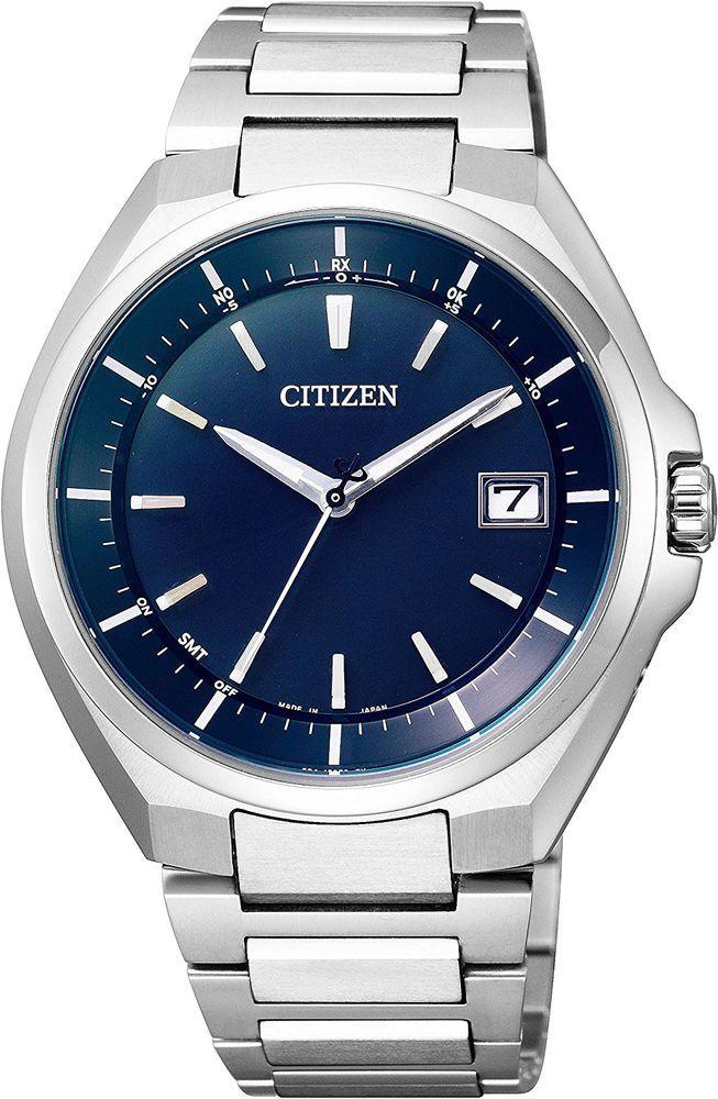 CITIZEN Satellite Wave Watches ATTESA Eco-Drive JAPAN MODEL CB3010-57L Mens #CITIZEN