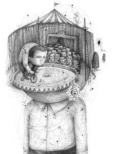 2014: Stefan Zsaitsits http://www.zsaitsits.com/en/drawing/2014/