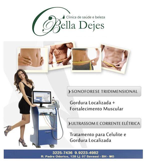 Bella Dejes: Heccus: Imbatível no contra a gordura localizada. ...