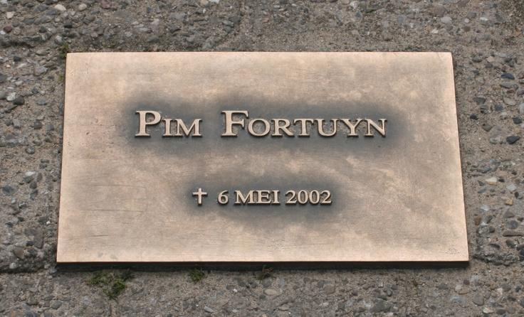 File:Monument Pim Fortuyn.jpg - Wikimedia Commons