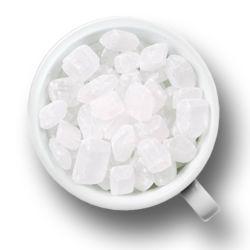 Колотый сахар белый (крупный, 100 г)  фото и картинка
