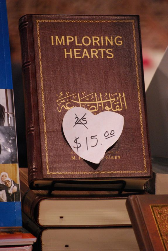 #ImploringHearts is the #book which consists of daily #remembrance and #prayers of the famous #islamic #scholars. #FethullahGulen merged those prayers.