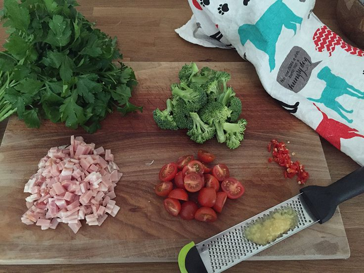 The makings of my favourite summer pasta. Recipe here http://www.peppergum.com.au/blogs/blog/13604686-peppergums-summer-pasta