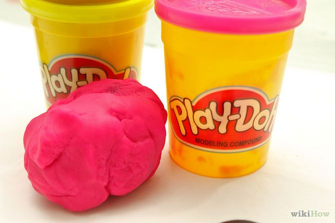 How to Revive Dry Play Doh:- It took about 5 minutes of kneading the doh but it did the trick. Saved 2 things of play doh from being tossed.