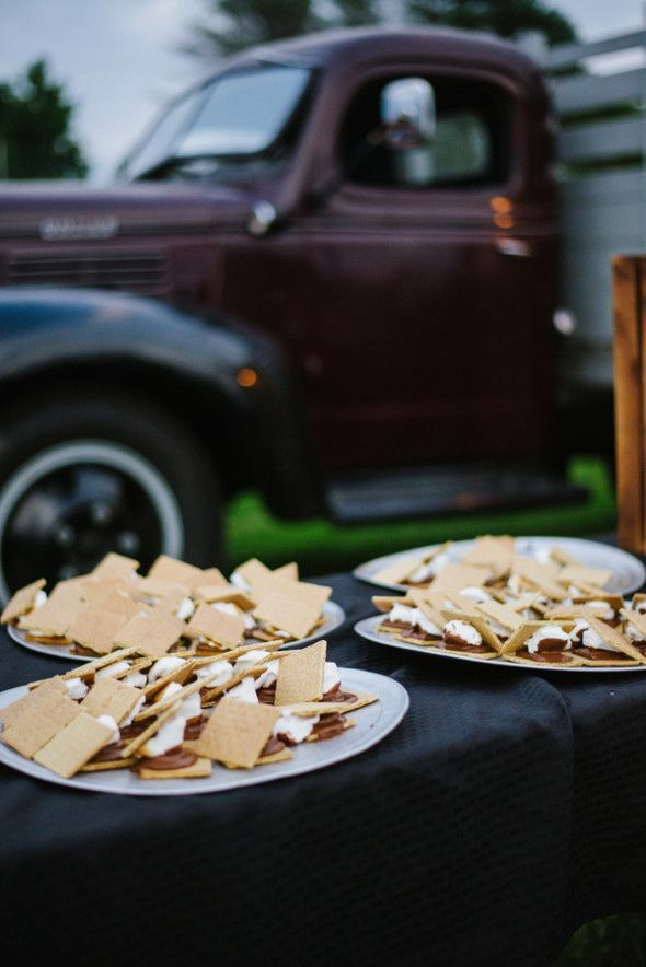 Rustic Wedding Receptions Foods Ideas – fashion dresses