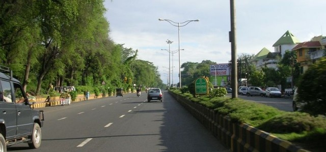 Cosmopolitan city Nagpur is the Green City of 2013