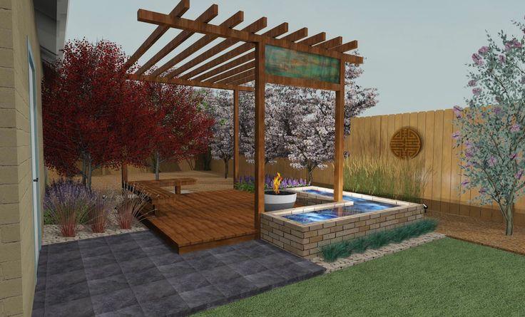 20 best Patio Overhang images on Pinterest   Backyard ... on Backyard Overhang Ideas id=21310