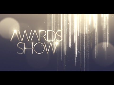 After Effects Template : Awards Show - YouTube