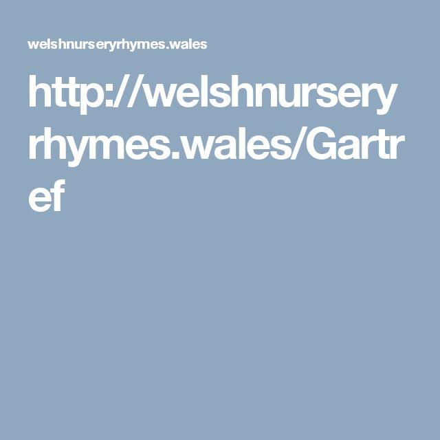 http://welshnurseryrhymes.wales/Gartref