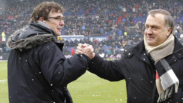 """De Kromme snapt niet dat iemand """"die de boel in de steek heeft gelaten"""" door de KNVB wordt aangesteld als bondscoach."""