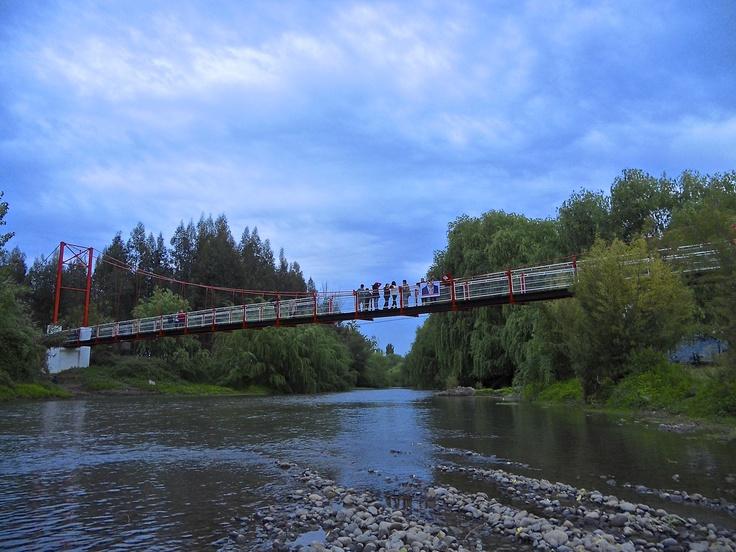 Puente La Orilla de Pencahue