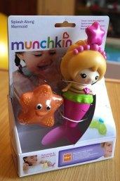 Munchkin Mermaid Bath Toy