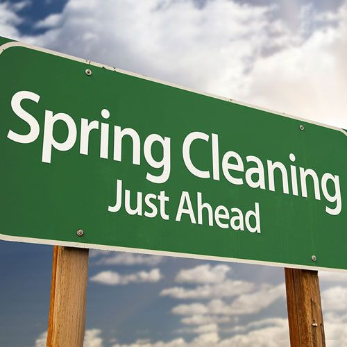 We at SafeHomeBlog would like to help with this year's cleaning season so we crafted a list of spring cleaning safety tips. Happy spring!