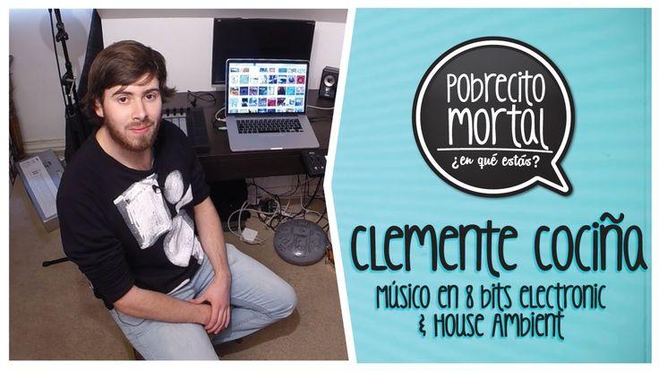 Clemente Cociña, música electrónica en Pobrecito Mortal