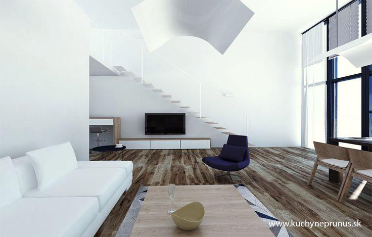3D vizualizácia interiéru-interiérový dizajn