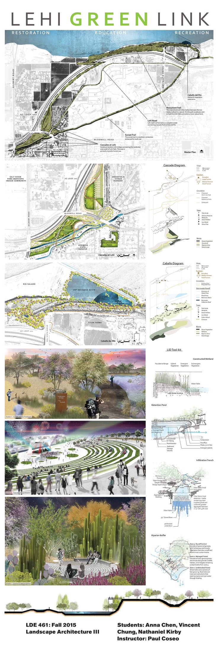Learn more about the Landscape Architecture program at: https://design.asu.edu/degree-programs/landscape-architecture