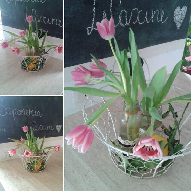 Ci piacciono i tulipani!
