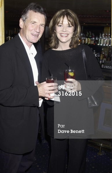 Michael Palin and Josie Lawrence.