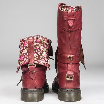Dr Martens Triumph 1914 Cherry Red, UK 4 - 9 available