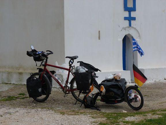 Peloponnes im Februar - Radreise & Fernradler Forum