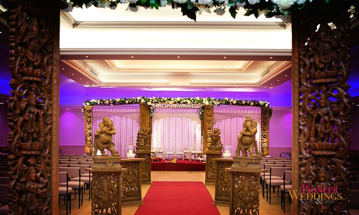 The Oshwal Centre Potters Bar, Herts, Indian Wedding