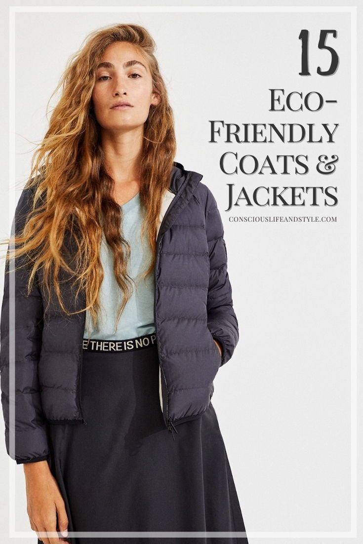 15 Sustainable And Ethical Coats Jackets Outerwear Eco Friendly Clothing Brands Outerwear Jackets Ethical Fashion Brands [ 1102 x 735 Pixel ]