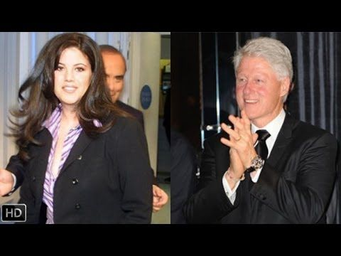 Monica Lewinsky Opens Up About The Bill Clinton Affair - YouTube